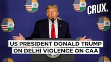 Donald Trump in India: US President Speaks About Delhi Violence & Religious Freedom