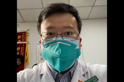 File photo of Li Wenliang, a 34-year-old doctor, who died of the deadly virus. (Weibo)