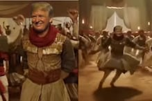 Donald Trump's Assistant Shares Morphed Video of the US President Dancing on Ranveer Singh's Malhari