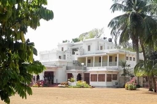 File Photo of Visva Bharati University.