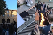 Watch: Students of Texas University Organising Funeral for a Fish Wins the Internet