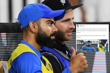 Kohli and Williamson Chilling on the Boundary Rope During T20I Match is Now a Hilarious Meme