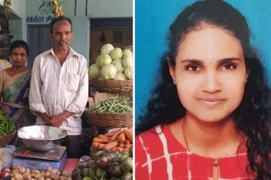 Vegetable Vendor's Daughter Who Topped Aeroscience Exam Calls ISRO Chief K Sivan Her Inspiration