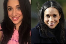 Air Hostess Who Gets Mistaken for Meghan Markle Everyday Signs up as Official Lookalike