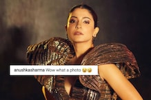 Anushka Sharma Commenting 'Wow' on Her Own Photo is Self Love Goals