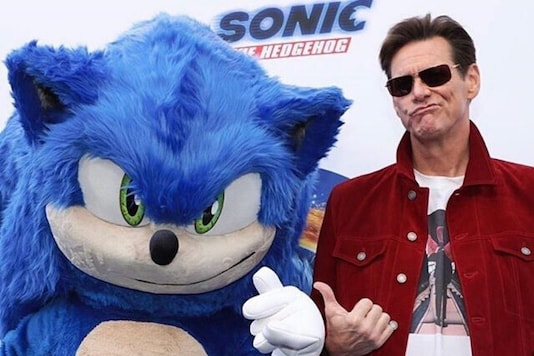 Jim Carrey Says It Was Fun Playing The Evil Genius In His Upcoming Sonic The Hedgehog