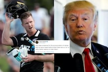 After ICC, Jimmy Neesham Takes a Cheeky Jibe at Trump Over 'Soochin' Tendulkar Gaffe