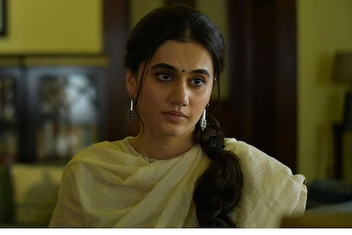 Wonderful That 2 Contradicting Subjects Co-exist in Bollywood: Taapsee Pannu on Thappad and Kabir Singh