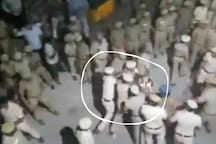 Chennai Police Lathi-charge Anti-CAA Protesters After 2 Women Officers Get Injured in Clashes