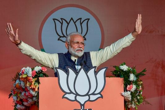 File photo of PM Narendra Modi. (PTI)