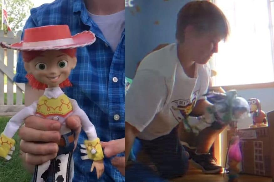 These 2 Brothers Recreated 'Toy Story 3' over 8 Years Using Stop-Motion and Real Toys