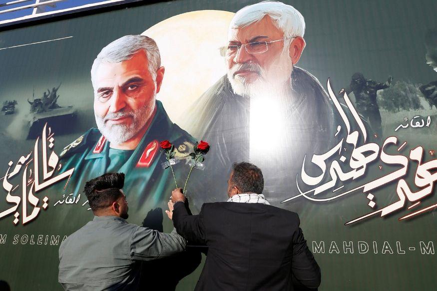 Grave of Slain Iraq Commander Muhandis Becomes New Anti-America Magnet