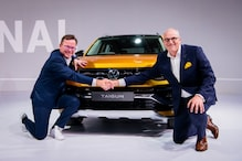 Auto Expo 2020: Volkswagen Taigun Compact SUV Unveiled In India
