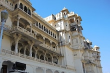 Panther Spotted Inside Udaipur's City Palace, Officials Use Goat to Lure the Animal