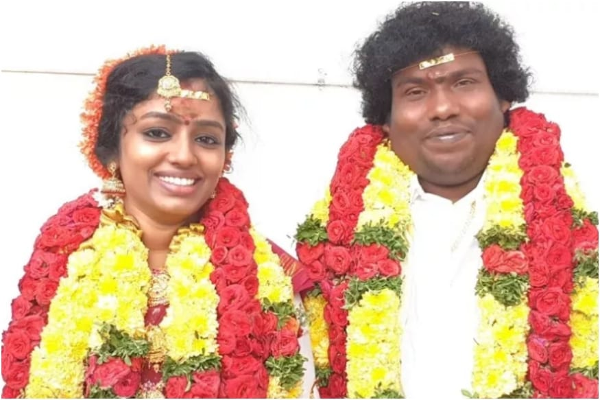 Tamil Actor Yogi Babu Ties the Knot with Manju Bhargavi in Intimate Ceremony, See