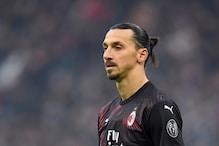 AC Milan's Zlatan Ibrahimovic Injured in Training: Reports