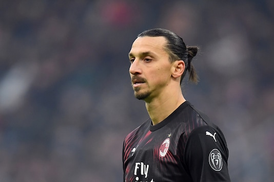 Zlatan Ibrahimovic (Photo Credit: Reuters)