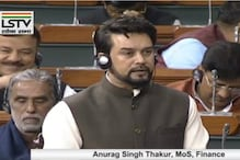 Over 4.78 Lakh Income Tax Appeals Pending at End of March 2019: Anurag Thakur