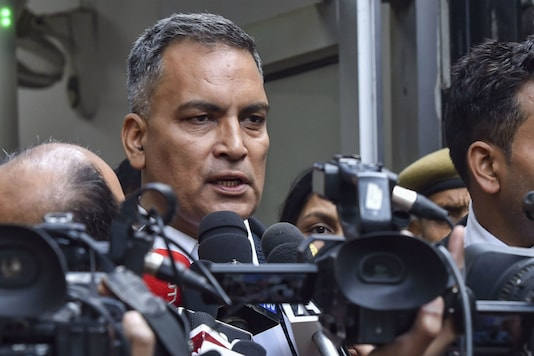 File photo of AP Singh, the defence lawyer in the Nirbhaya rape and murder case.
