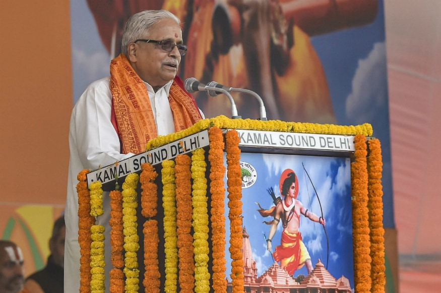 Is Talking in Country's Interest Political, Asks RSS Leader Bhaiyyaji Joshi