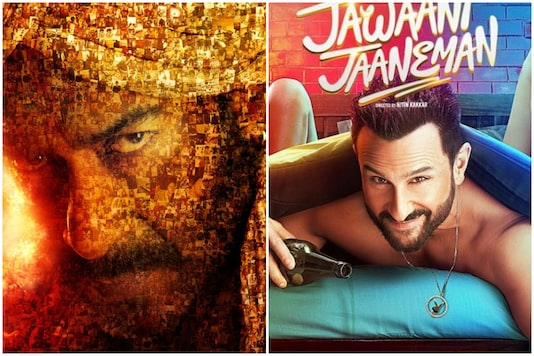 Box Office: Tanhaji to Emerge 12th Highest Grossing Hindi Film, Jawaani Jaaneman Gathers Speed on Day 2