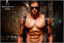 Hrithik Roshan Writes Hilarious Ode to His Absent Abs with Photo From Dabboo Ratnani's Calendar