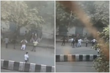 Residents of Yamuna Vihar Formed Human Chain Around School Students Amid Delhi Violence