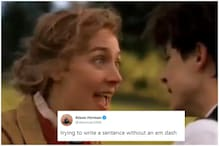 'I Can't':  Jo's Dialogue from Oscar-Winning 'Little Women' Inspires Hilarious Memes on Twitter