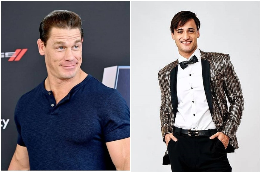 John Cena Posts Asim Riaz's Photo, Fans Can't Believe He Watches Bigg Boss 13