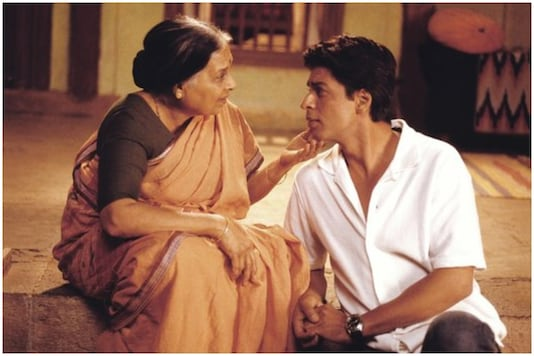 She Used to Reprimand Me for Smoking: Shah Rukh Khan Remembers Swades Co-star Kishori Ballal