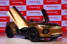 Auto Expo 2020: Mahindra Funster Electric Vehicle Concept Unveiled in India