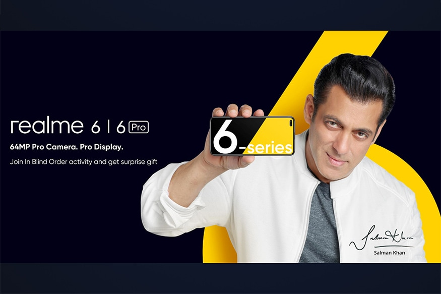 Realme 6 Series Pricing Leaked: Rumoured to Launch at Rs 9,999