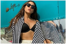 Sara Ali Khan Shares Stunning Bikini Pictures From Coolie No. 1 Sets in Goa
