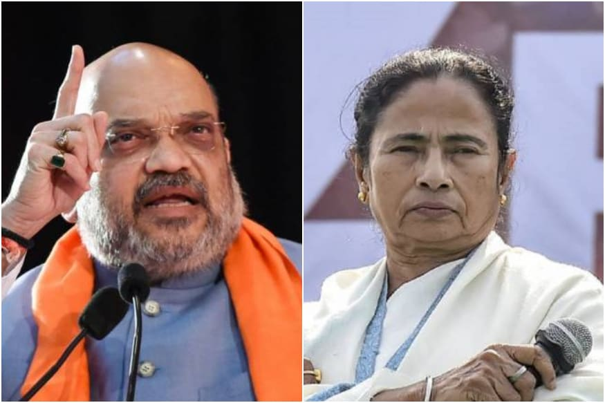 Ahead of Mamata Banerjee's Meeting With Amit Shah, BJP Says CM Making 'Futile Attempts' to Save TMC Leaders