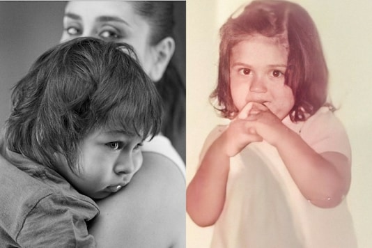 Kareena Kapoor Khan Shares Pic with Taimur, Fans Point Out Striking Resemblance with Her DP