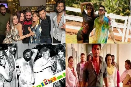 Priyanka Chopra-Amitabh Bachchan Share Holi Celebration Pics, Sidharth Shukla-Asim Riaz Give Bigg Boss Reunion a Miss