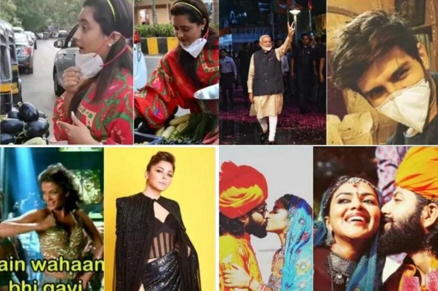 Coronavirus Doesn't Stop Rashami Desai from Bargaining with Vendors, Kanika Kapoor is the Latest Fancy of... thumbnail