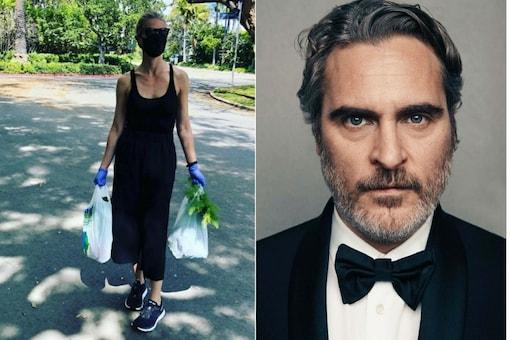 Gwyneth Paltrow, Joaquin Phoenix Stocking up on Groceries Amid Coronavirus Lockdown: Report
