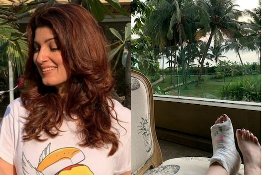 Twinkle Khanna Finds the Silver Lining in Her Broken Foot During Coronavirus Lockdown