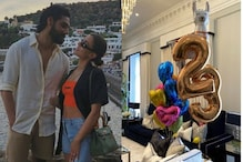 Ahan Shetty Plans the Cutest Surprise for Girlfriend Tania Shroff on Her Birthday