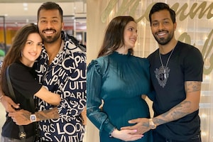 Hardik Pandya to be Dad Soon, Announces Natasa's Pregnancy With B'ful Pic