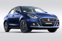Maruti Suzuki Dzire Sold More Than Three Times of all Compact Sedans Sales Combined in May