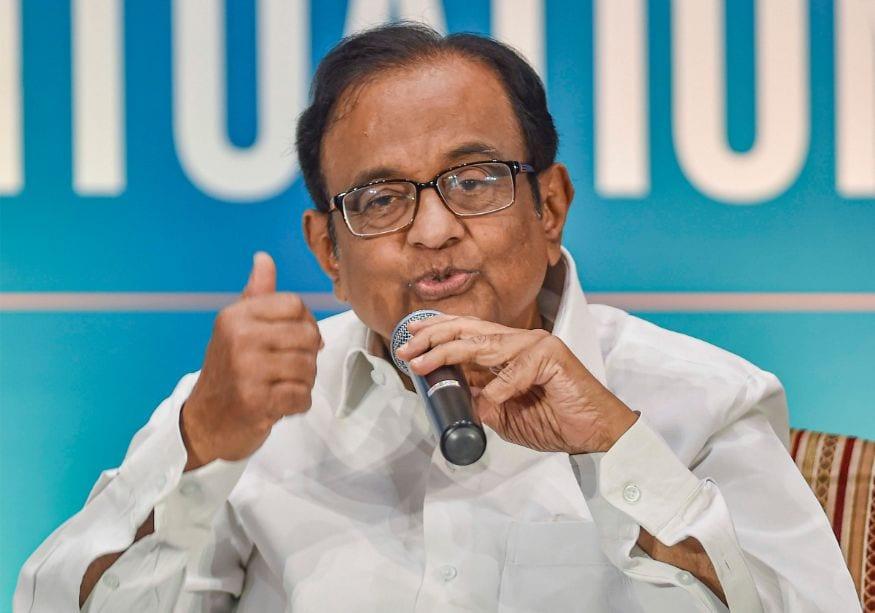 Coronavirus Does the Unthinkable: Chidambaram Urges Support for 'Commander