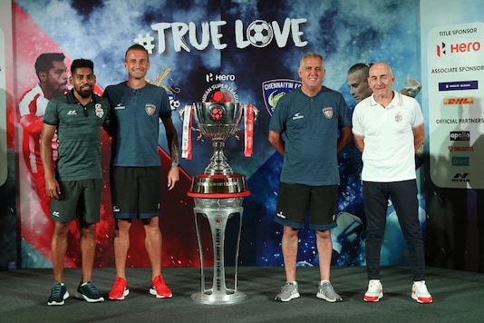 ATK vs Chennaiyin FC (Photo Credit: ISL Media)