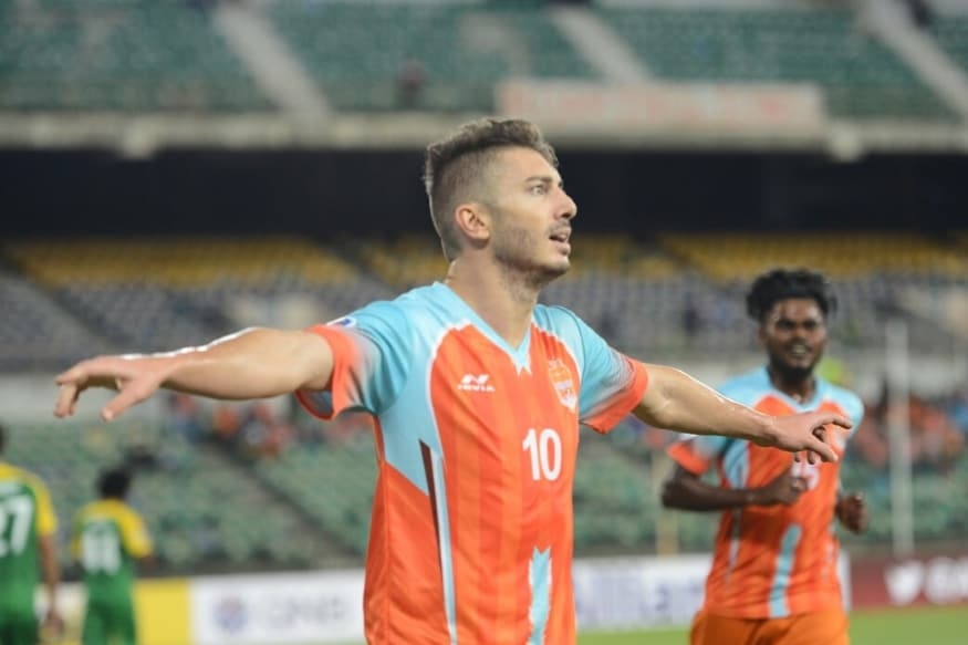 AFC Cup: Late Fito Goal Helps Chennai City FC Get 2-2 Draw With Maziya S&RC