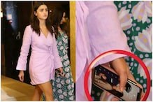 A Sneak Peek Into Alia Bhatt's Phone Reveals Her Wallpaper is a Romantic Photo with Ranbir Kapoor