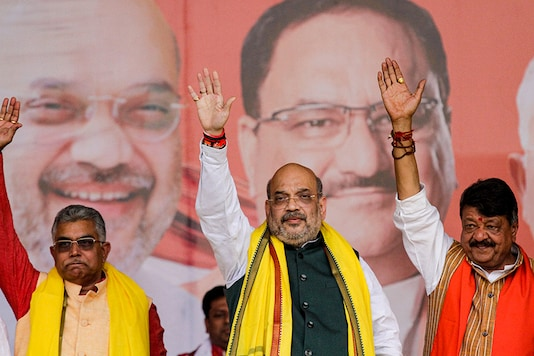 Home Minister Amit Shah. (Image: AP)