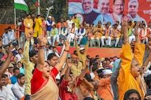 'Goli Maro...' Slogans Raised as BJP Flag-waving Supporters Make Their Way to Amit Shah's Kolkata Rally