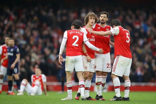 Arsenal (Photo Credit: Reuters)