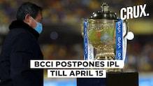 Amidst Coronavirus Fear, BCCI Postpones IPL 2020 Till April 15 | COVID-19